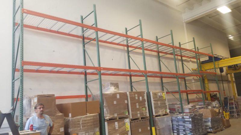 warehouse moving